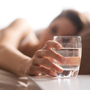 causes of dry mouth